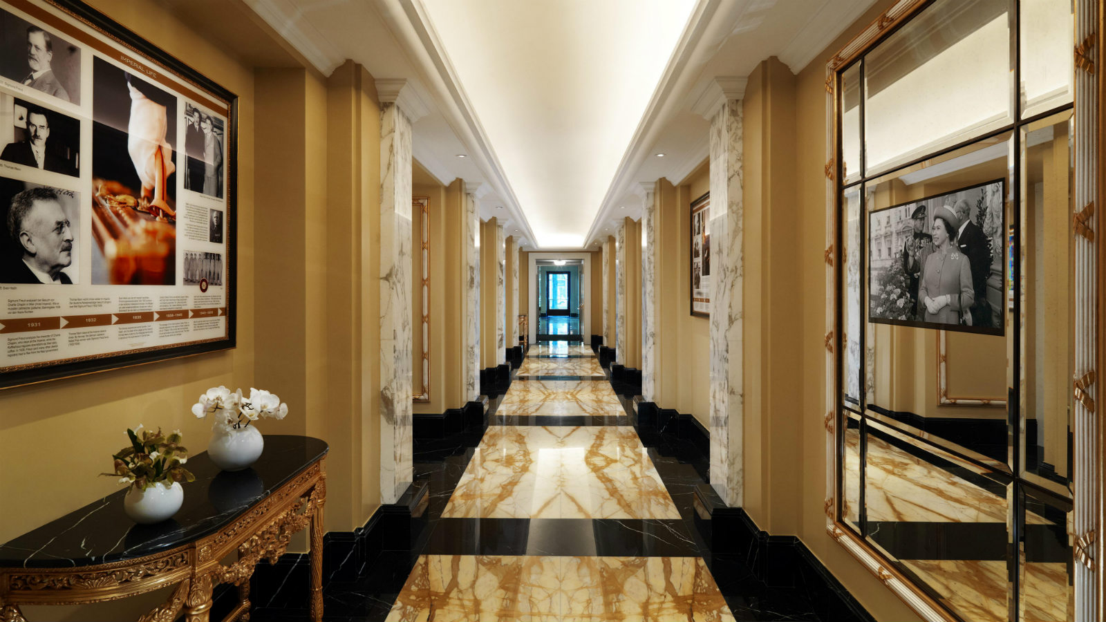 Hotel Imperial Vienna - Walk of History