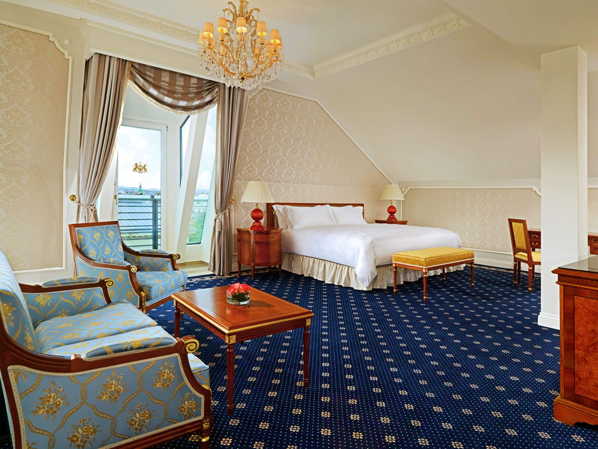 Executive Junior Suite in Wien Hotel Imperial
