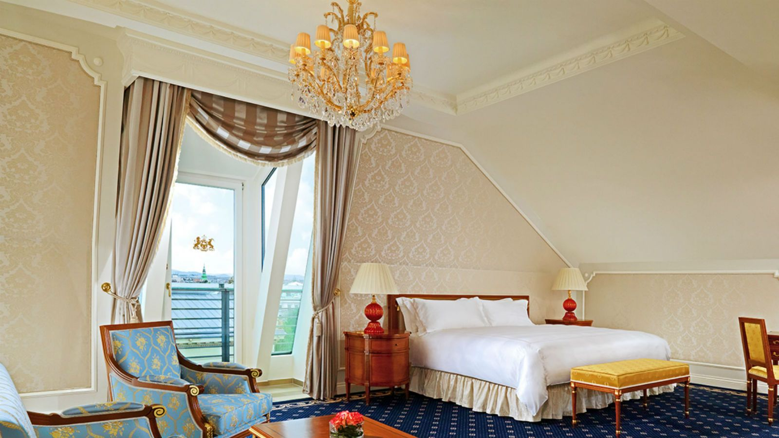 Junior Suite, Hotel in Wien, Hotel Imperial Wien