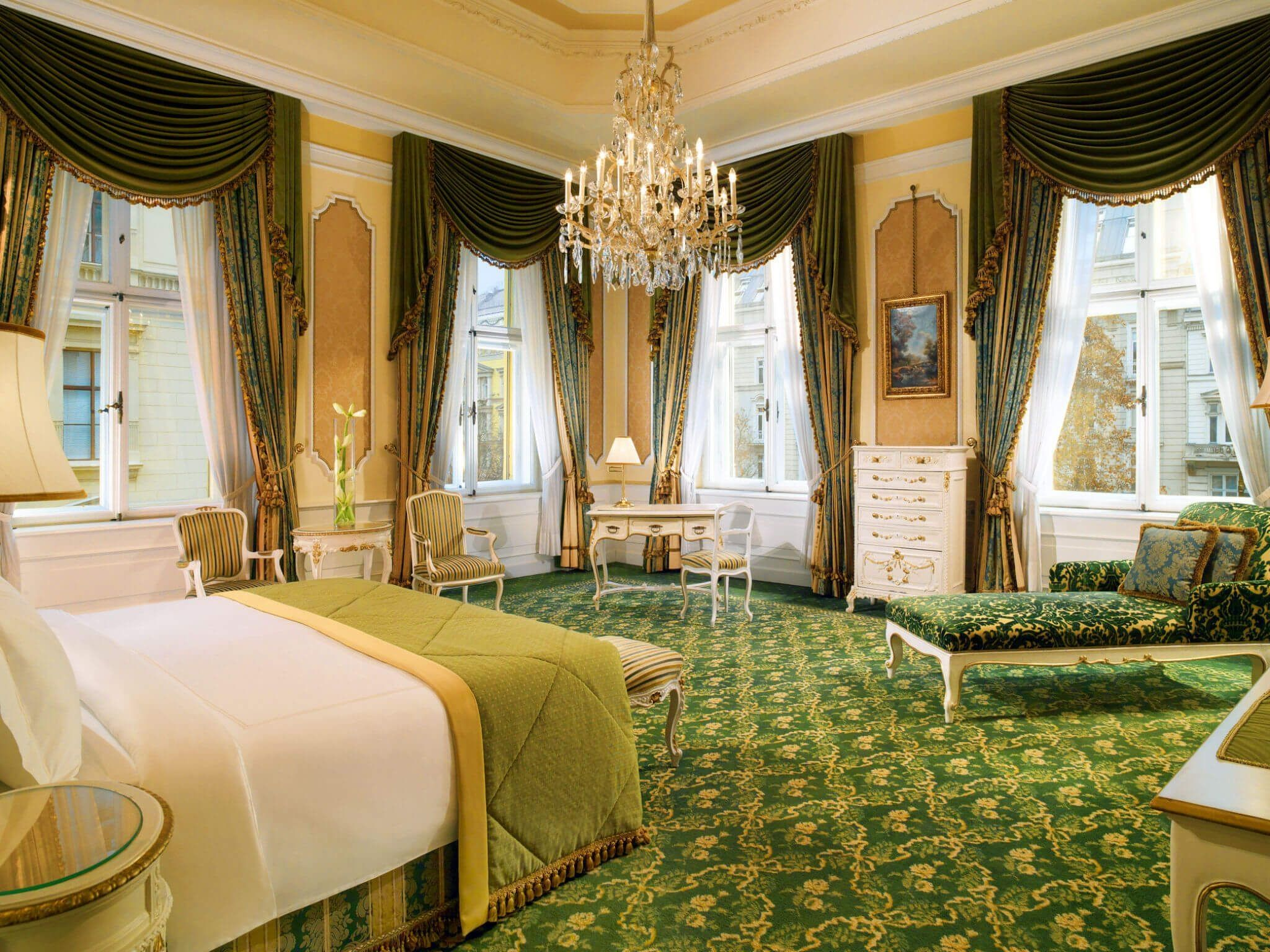 Luxury Hotel Vienna Discover The Suites Of Hotel Imperial
