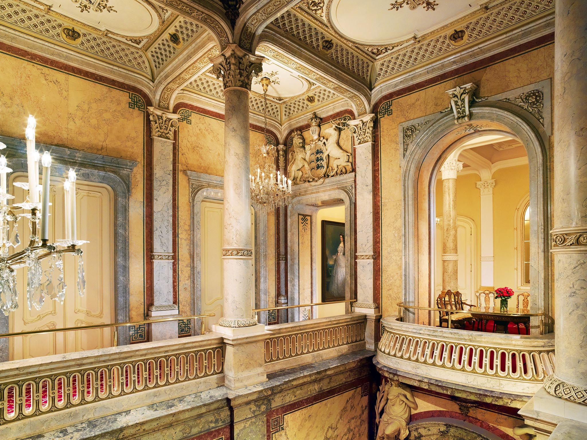 Luxury Hotel Vienna Imperial